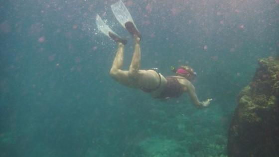 snorkel jane