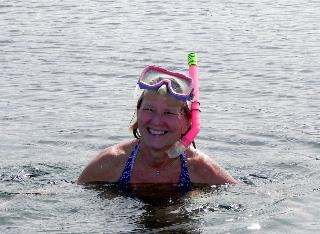snorkel queen